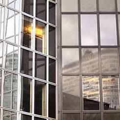 Ontruimingsinstallatie openbare gebouw