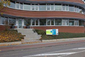 Meet & C Gorinchem kantoor met geluidsinstallatie