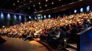 Ontruimingsinstallatie in theater De Vest in Alkmaar