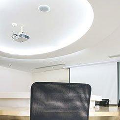 boardroom geluidsinstallatie