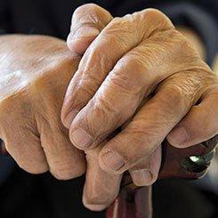 omroepinstallatie in een bejaardentehuis